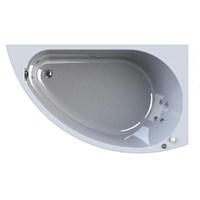 Акриловая ванна Vannesa by Radomir Бергамо R 168*100 с гидромассажем Wachter