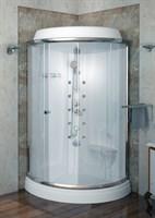 Душевая кабина Радомир Паола-3 Люкс с гидромассажем