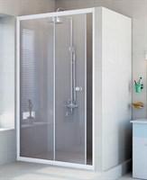 Душевая дверь Радомир ДП-150 прозрачная