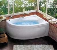 Акриловая ванна Riho Lyra 140*90 L